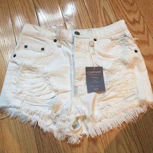 LF CarMar Denim Shorts/ New With Tags